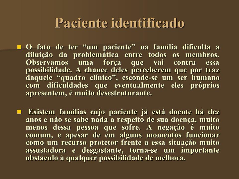 Paciente identificado