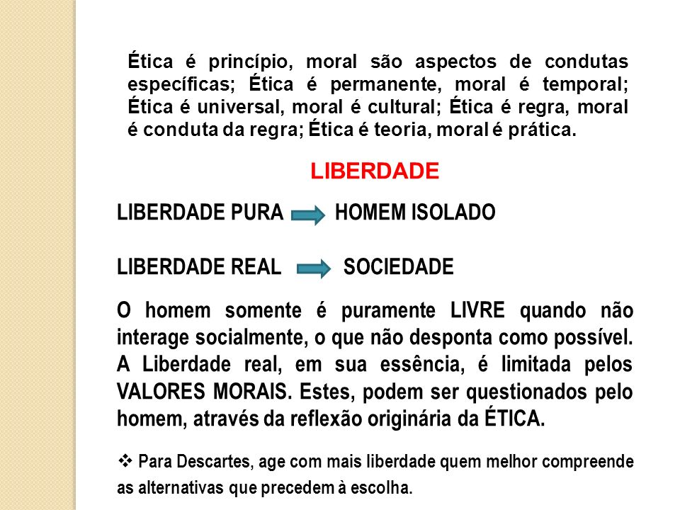 LIBERDADE PURA HOMEM ISOLADO LIBERDADE REAL SOCIEDADE