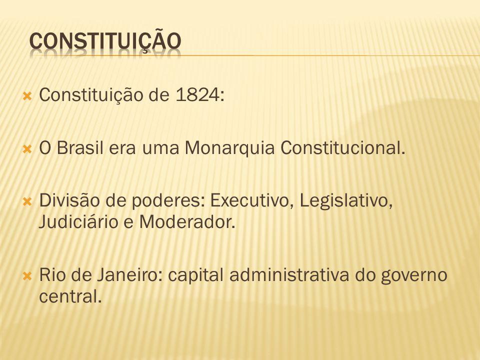Constituição Constituição de 1824: