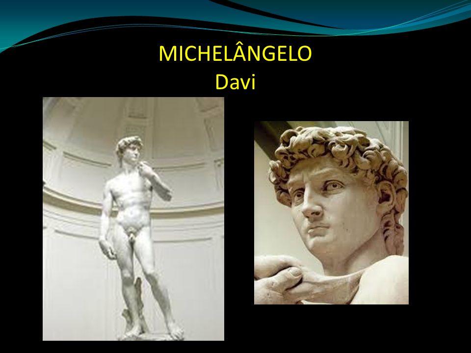 MICHELÂNGELO Davi