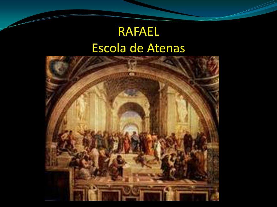 RAFAEL Escola de Atenas