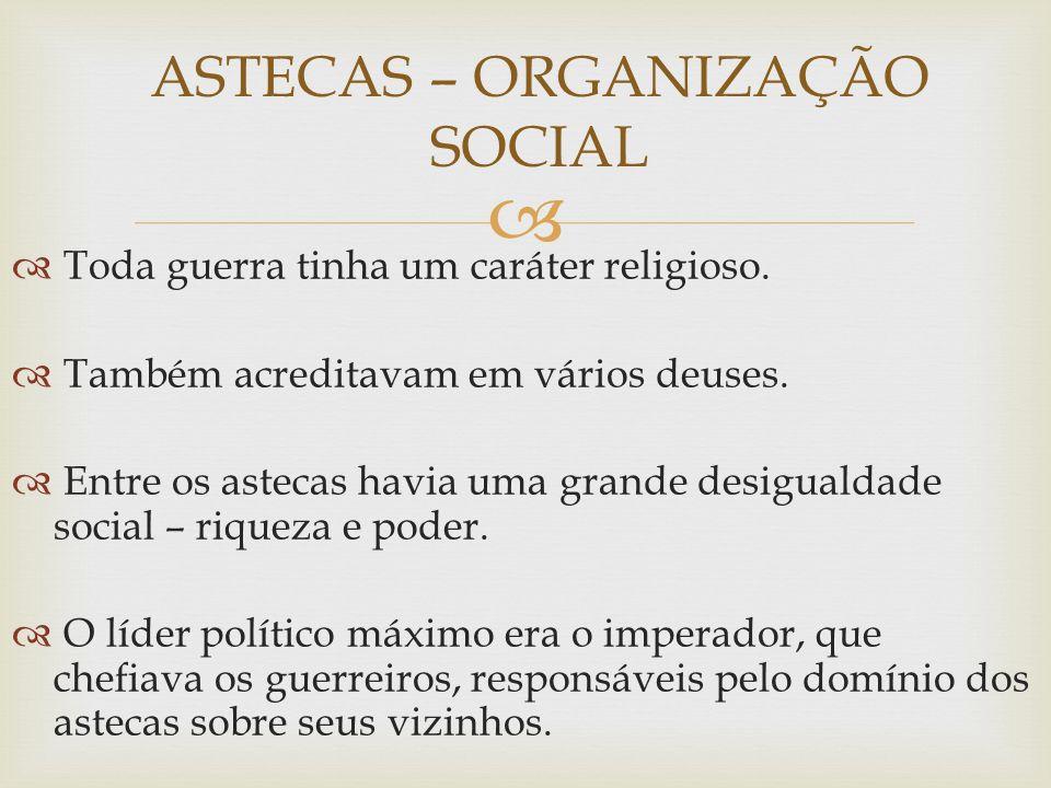 ASTECAS – ORGANIZAÇÃO SOCIAL