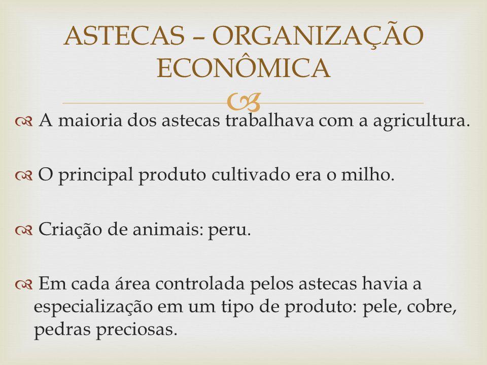 ASTECAS – ORGANIZAÇÃO ECONÔMICA