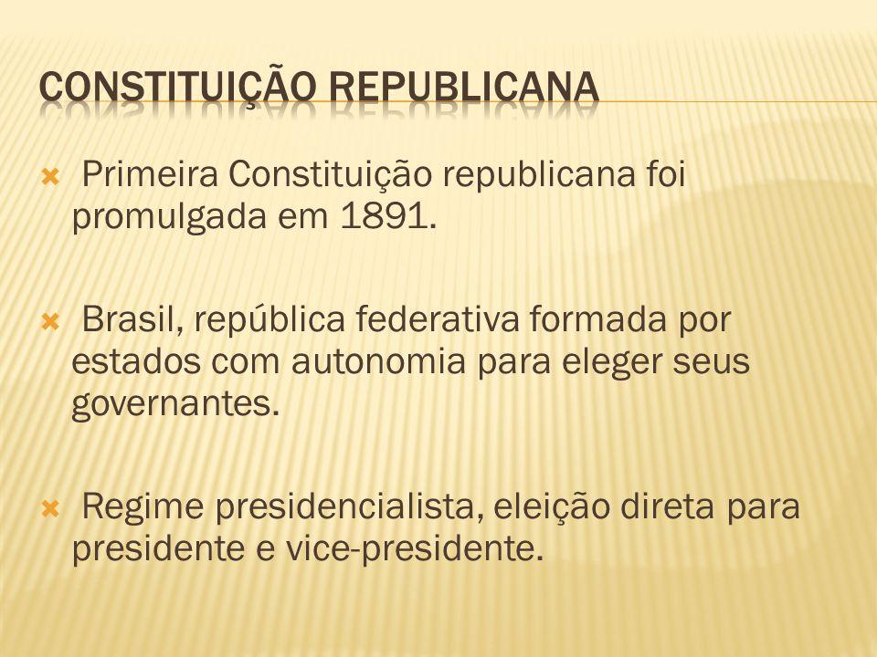 Constituição Republicana