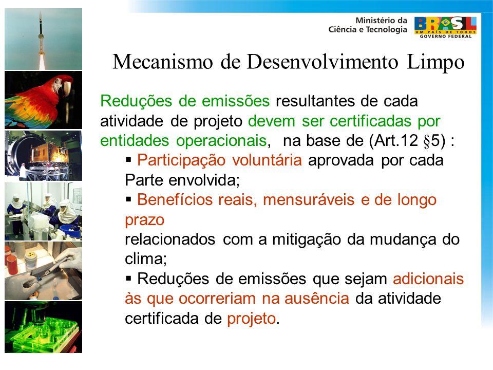 Mecanismo de Desenvolvimento Limpo