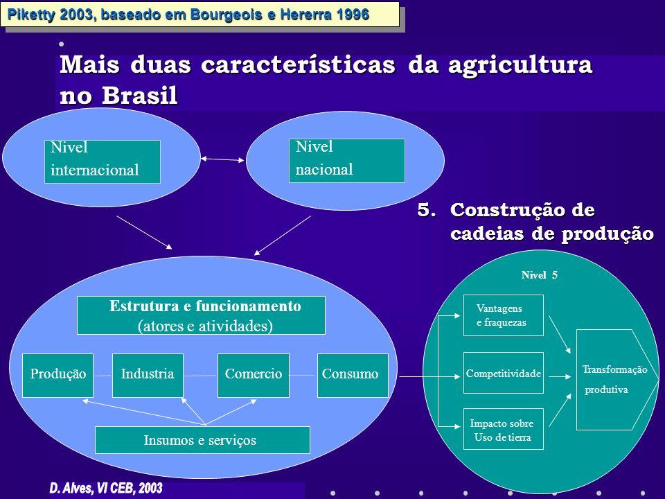 Estrutura e funcionamento (atores e atividades)