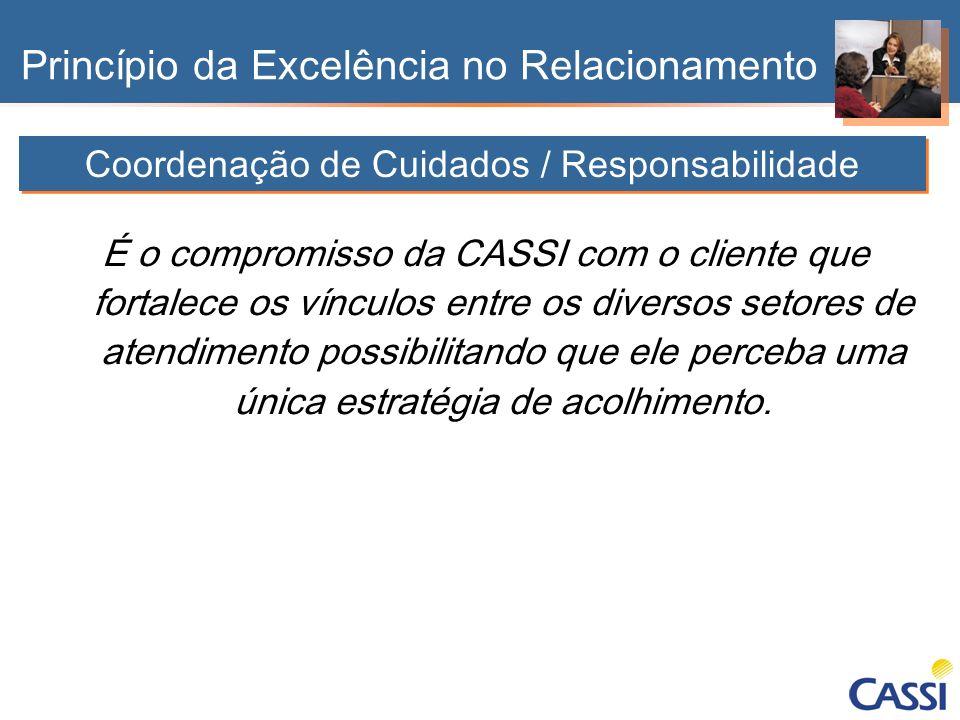 Coordenação de Cuidados / Responsabilidade