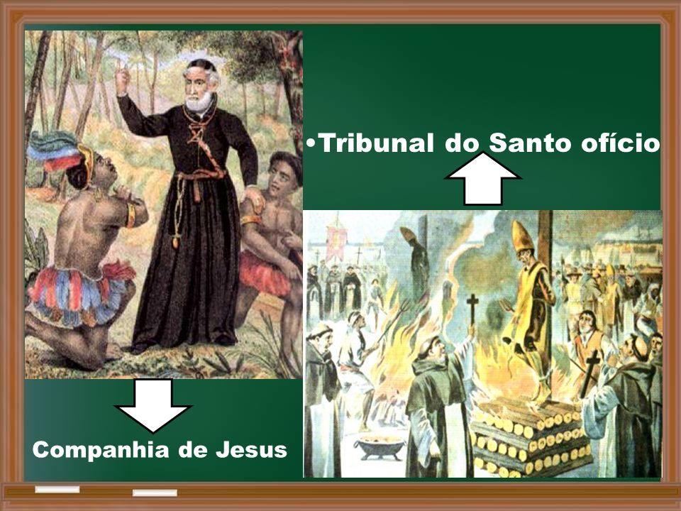 Tribunal do Santo ofício