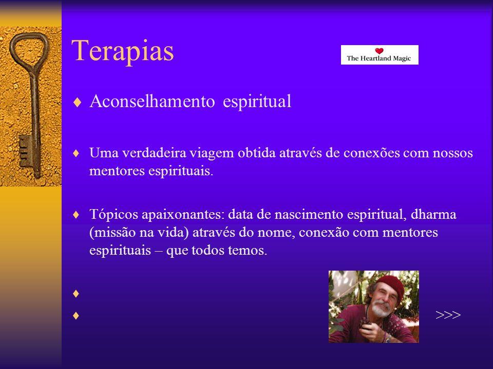 Terapias Aconselhamento espiritual