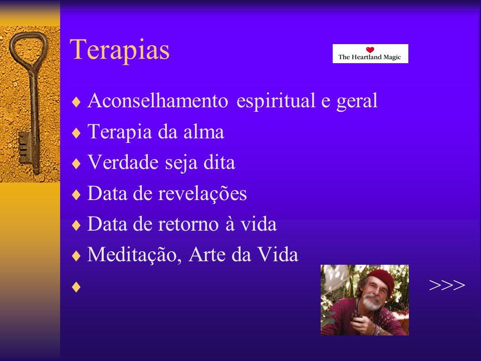 Terapias Aconselhamento espiritual e geral Terapia da alma