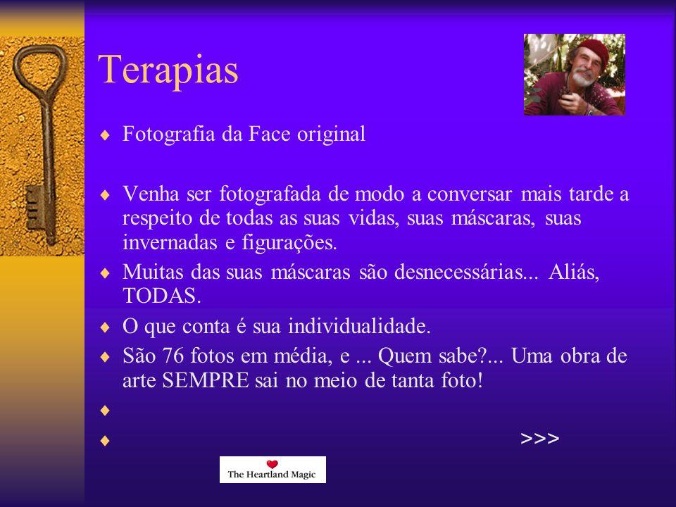 Terapias Fotografia da Face original