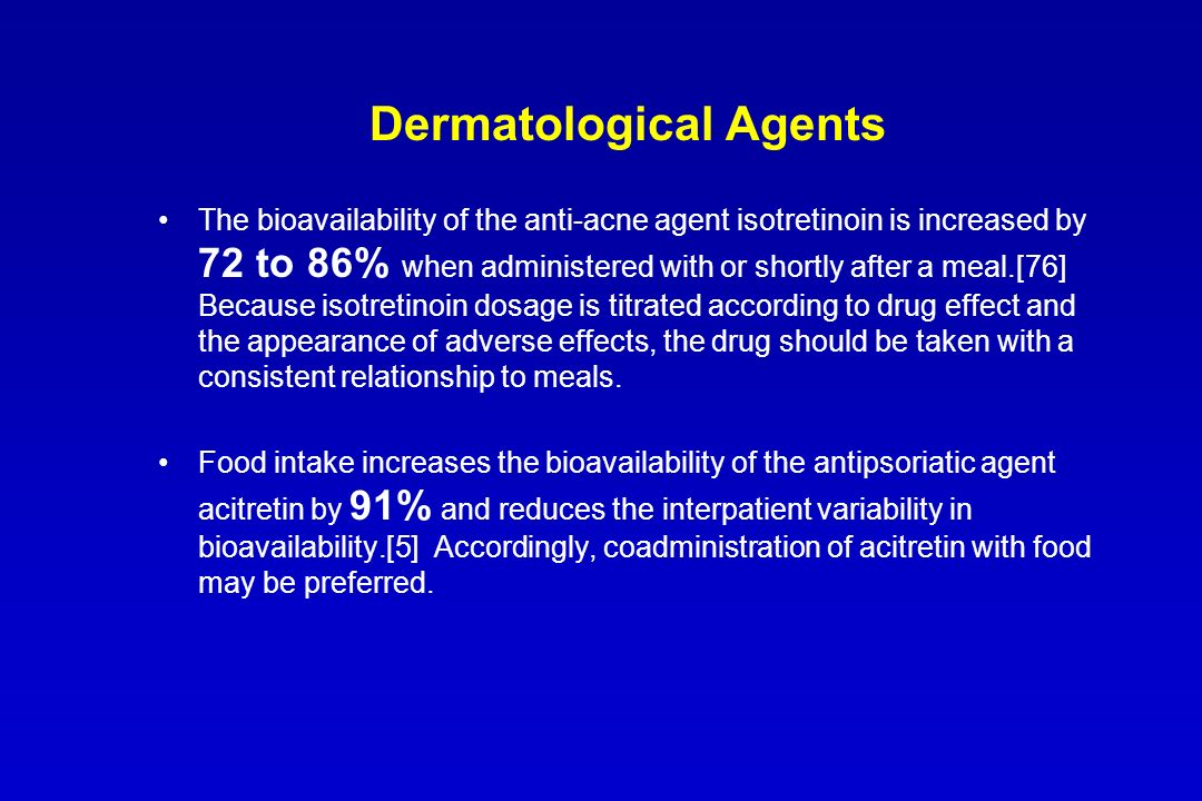 Dermatological Agents
