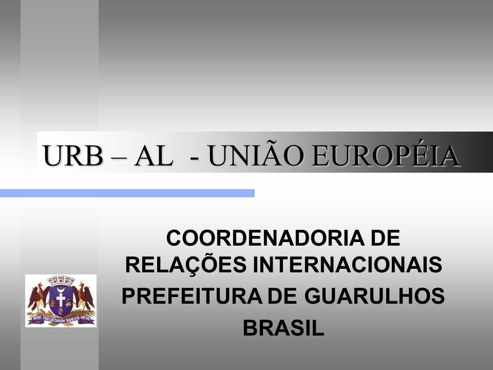 URB – AL - UNIÃO EUROPÉIA