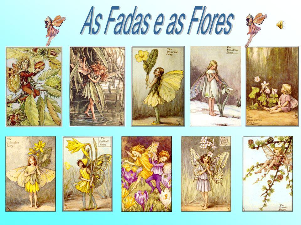 As Fadas e as Flores