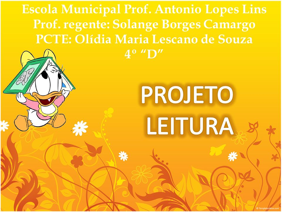 Escola Municipal Prof. Antonio Lopes Lins Prof