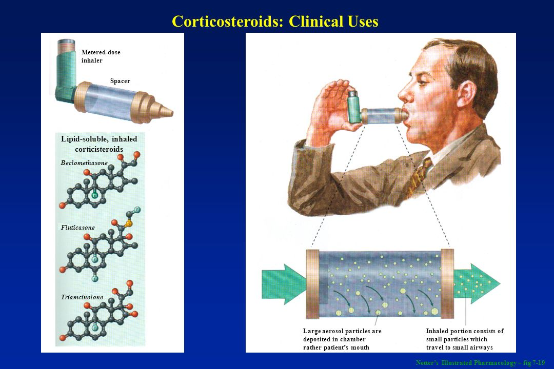 Corticosteroids: Clinical Uses