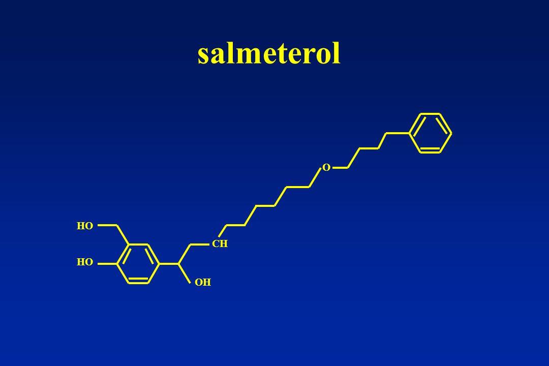 salmeterol O HO CH HO OH