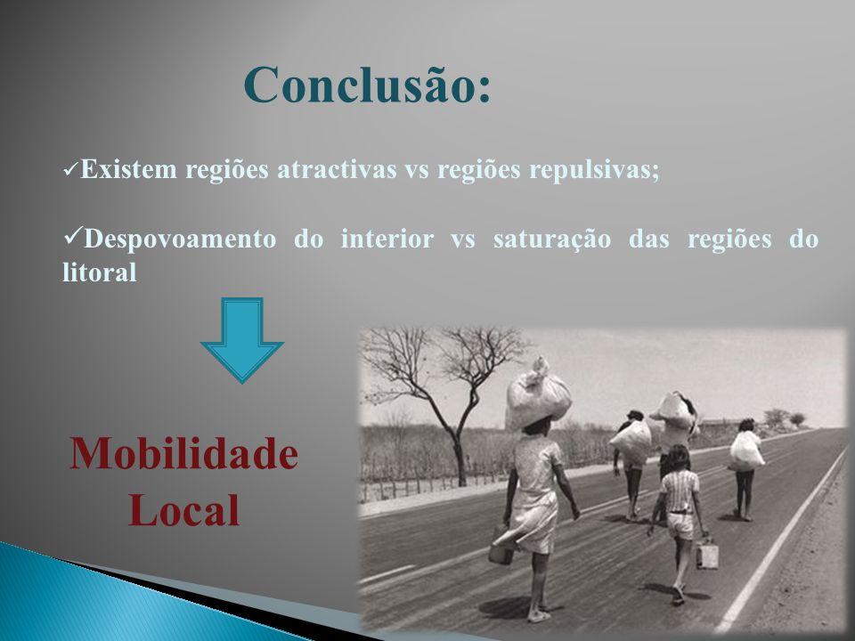 Conclusão: Mobilidade Local