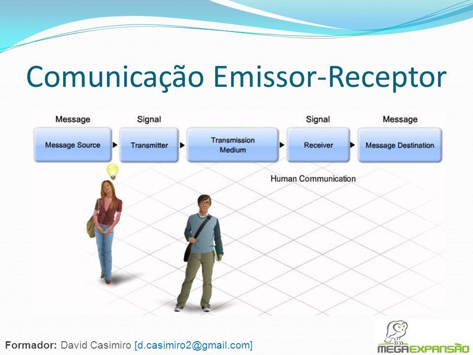 Comunicação Emissor-Receptor
