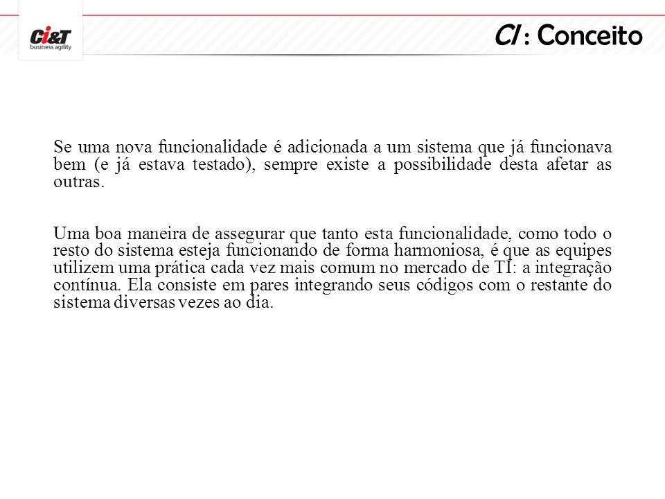 CI : Conceito