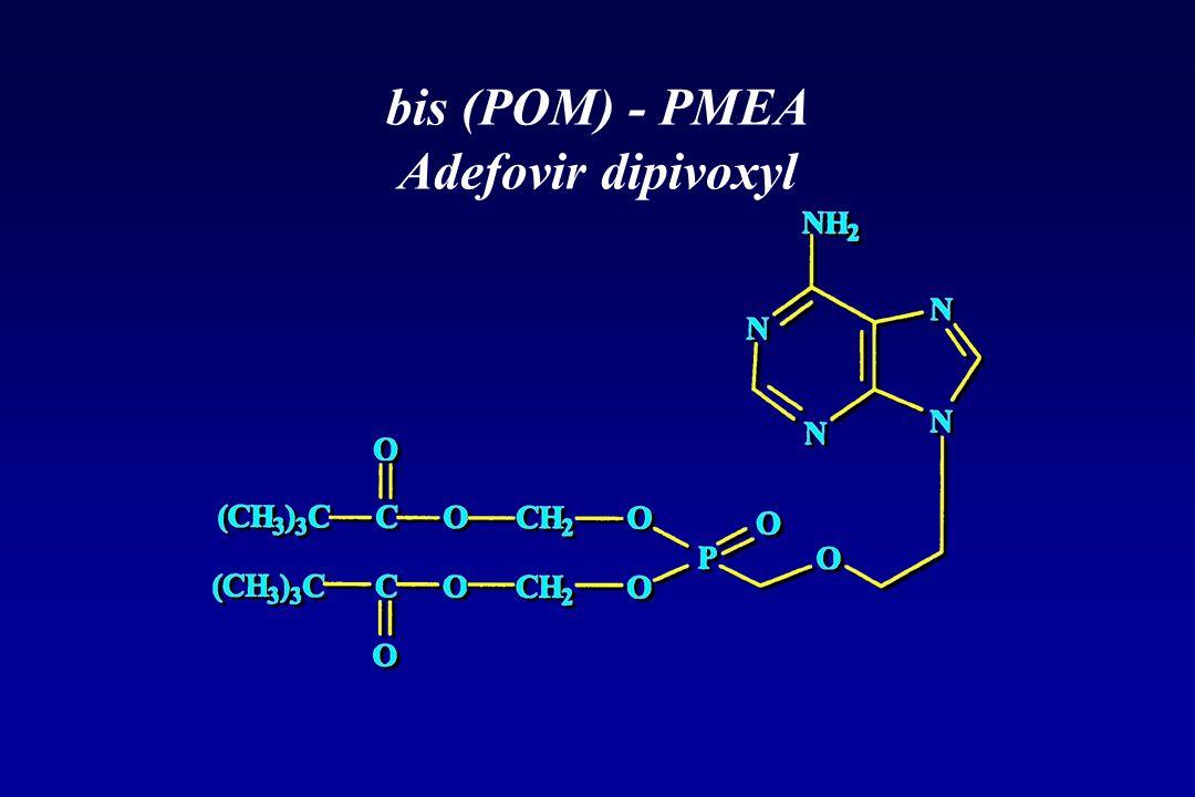 bis (POM) - PMEA Adefovir dipivoxyl