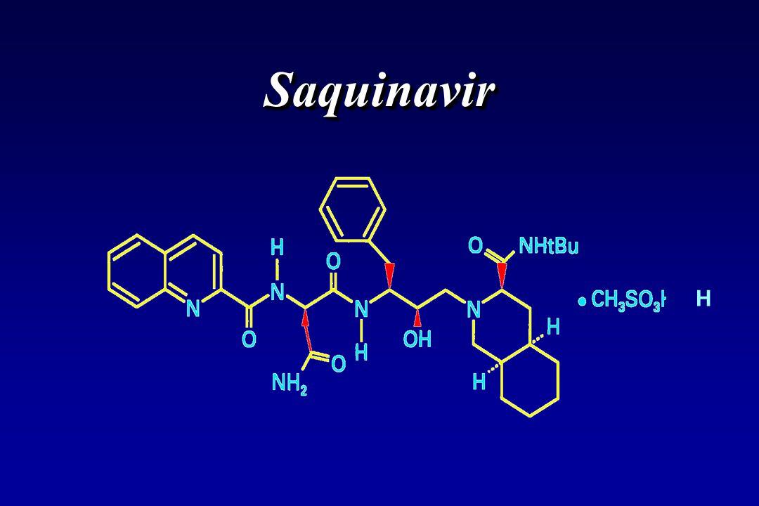 Saquinavir H