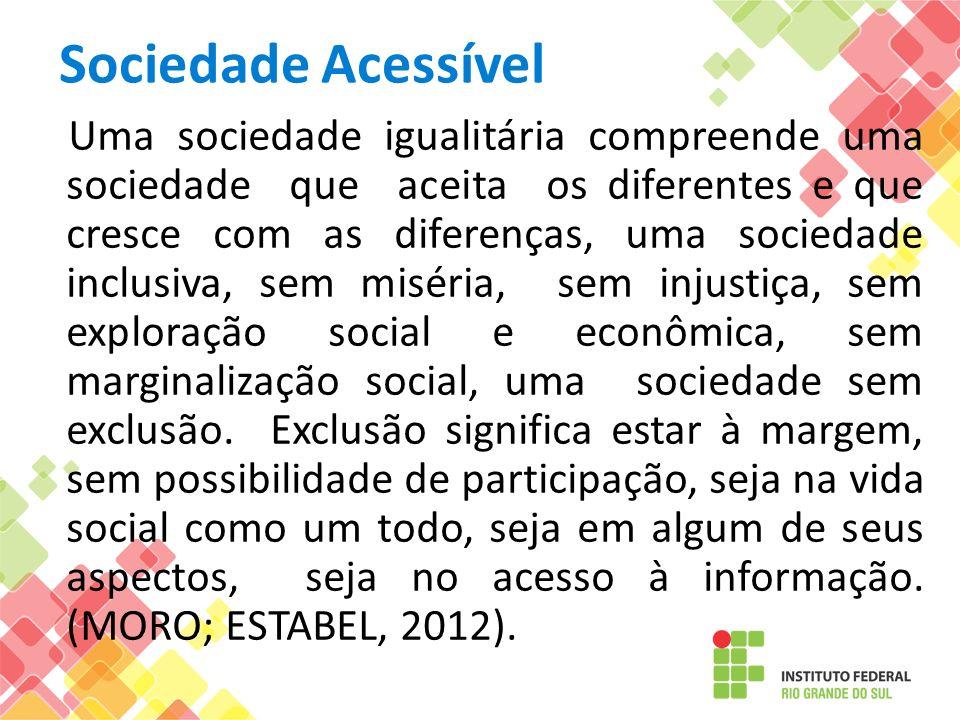 Sociedade Acessível