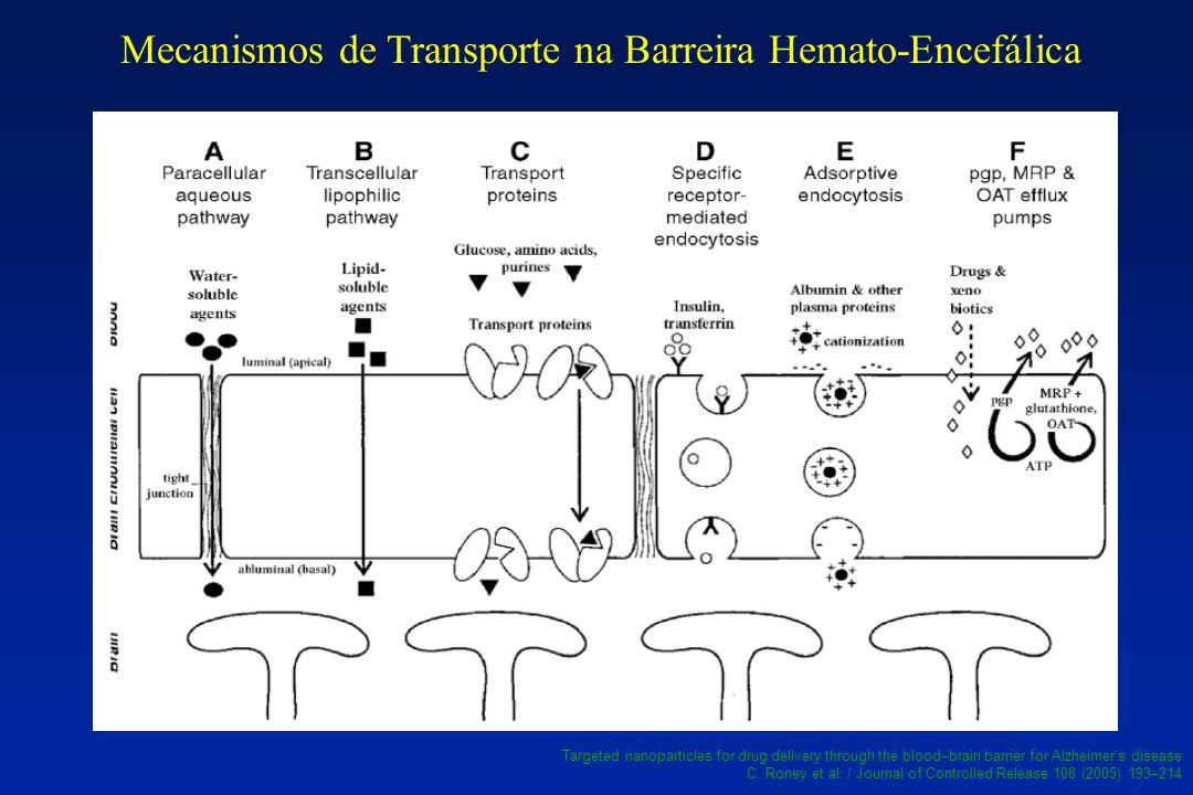 Mecanismos de Transporte na Barreira Hemato-Encefálica