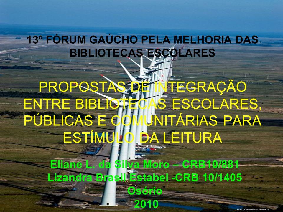 Eliane L. da Silva Moro – CRB10/881