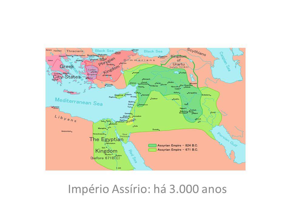 Império Assírio: há 3.000 anos