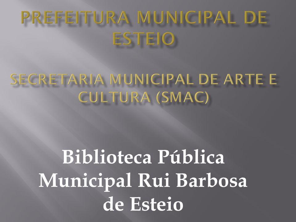 Biblioteca Pública Municipal Rui Barbosa de Esteio