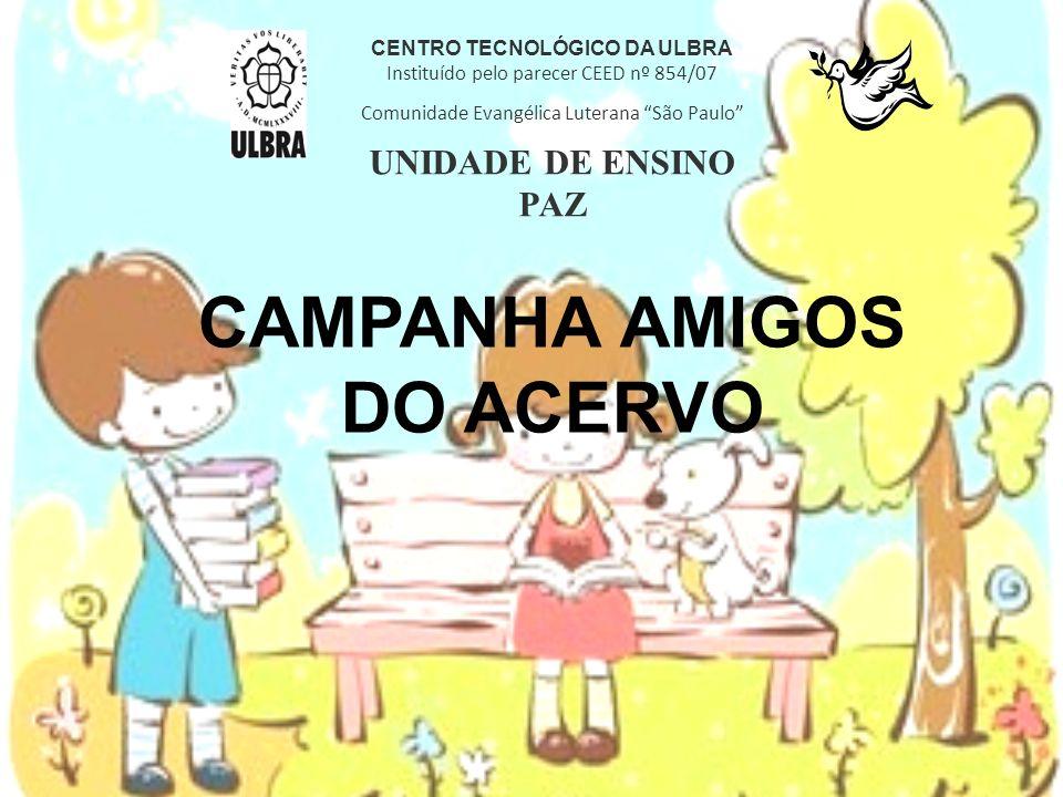 CENTRO TECNOLÓGICO DA ULBRA