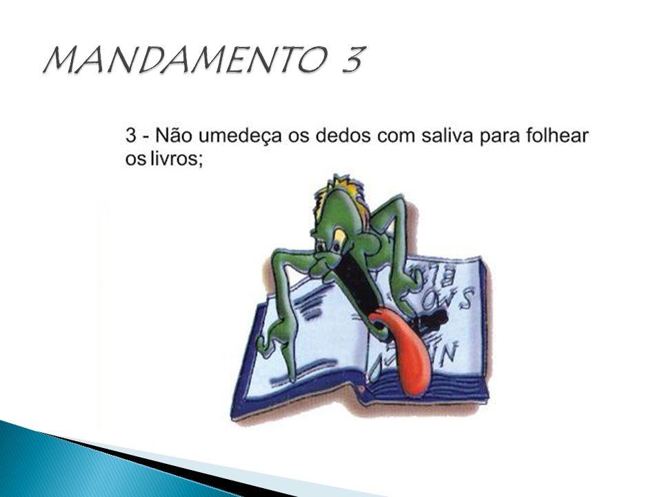MANDAMENTO 3
