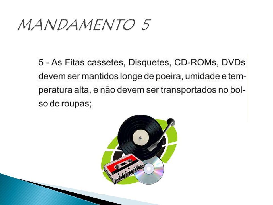 MANDAMENTO 5