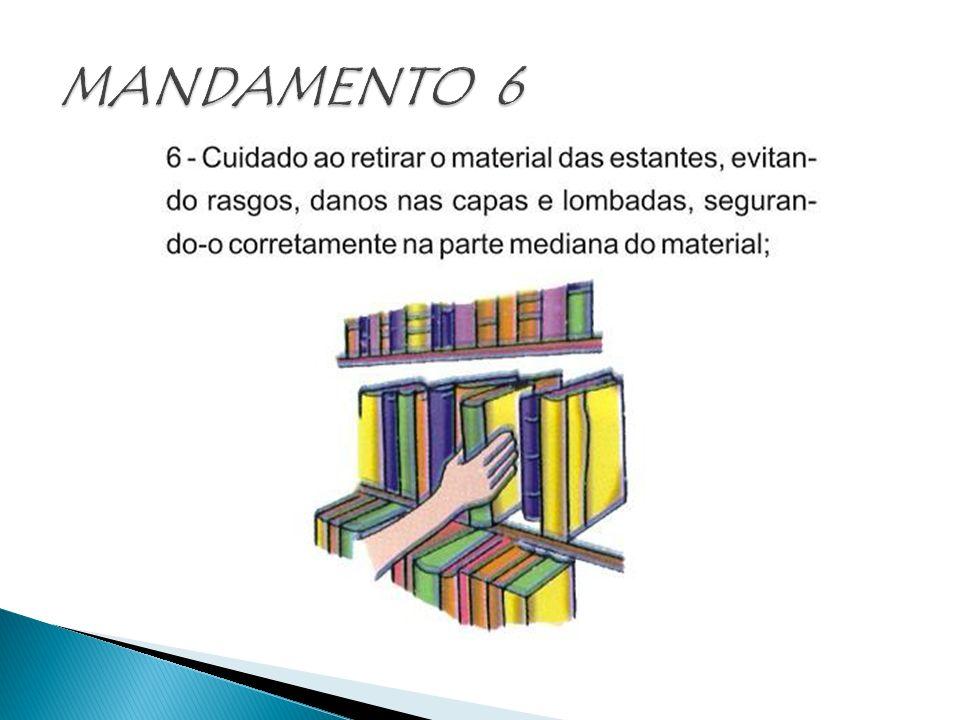 MANDAMENTO 6