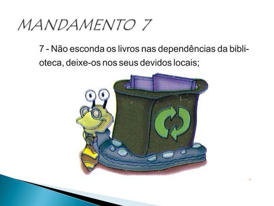 MANDAMENTO 7