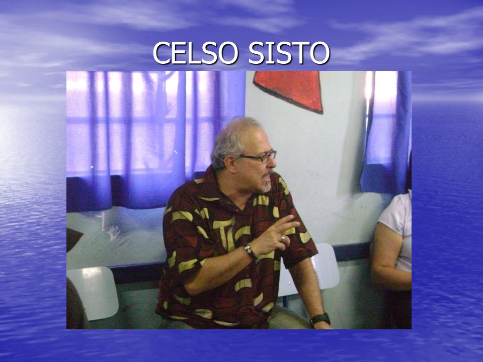 CELSO SISTO
