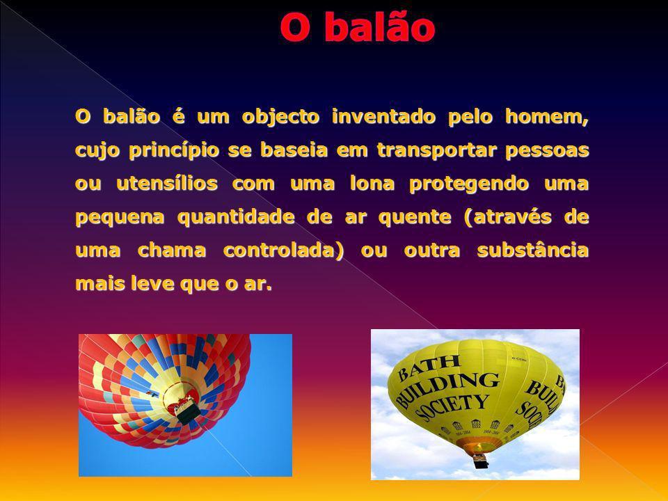 O balão