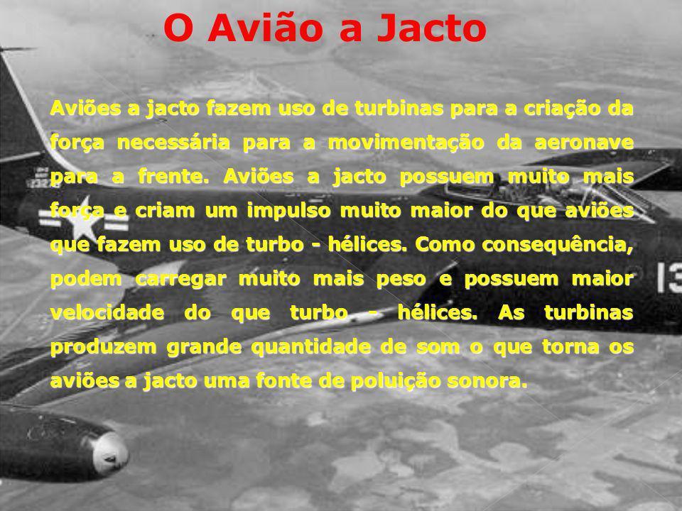 O Avião a Jacto