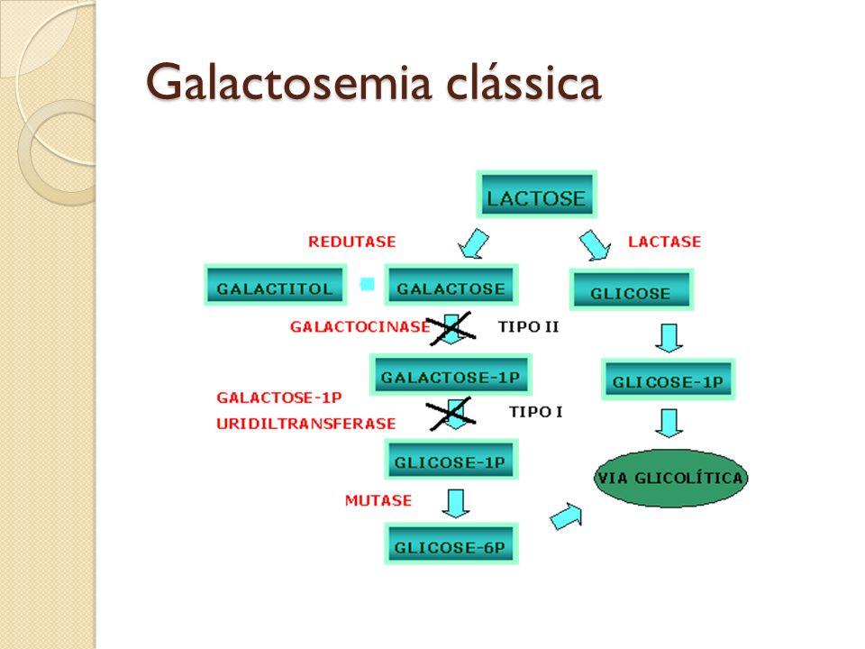 galactosemia essay Galactosemia is a rare autosomal recessive disorder due to a deficiency of galactose-1-p:uridyl transferase (galt) (classical galactosemia), galactokinase.