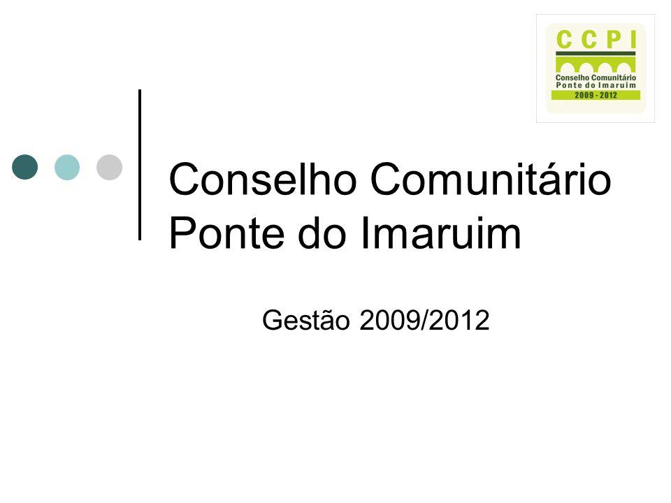 Conselho Comunitário Ponte do Imaruim