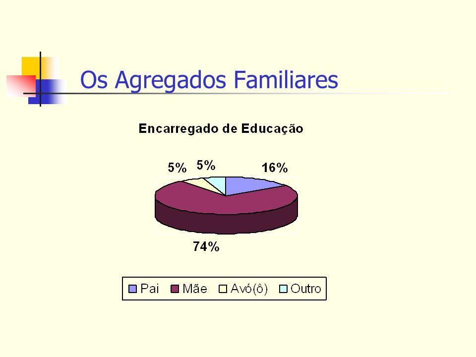 Os Agregados Familiares