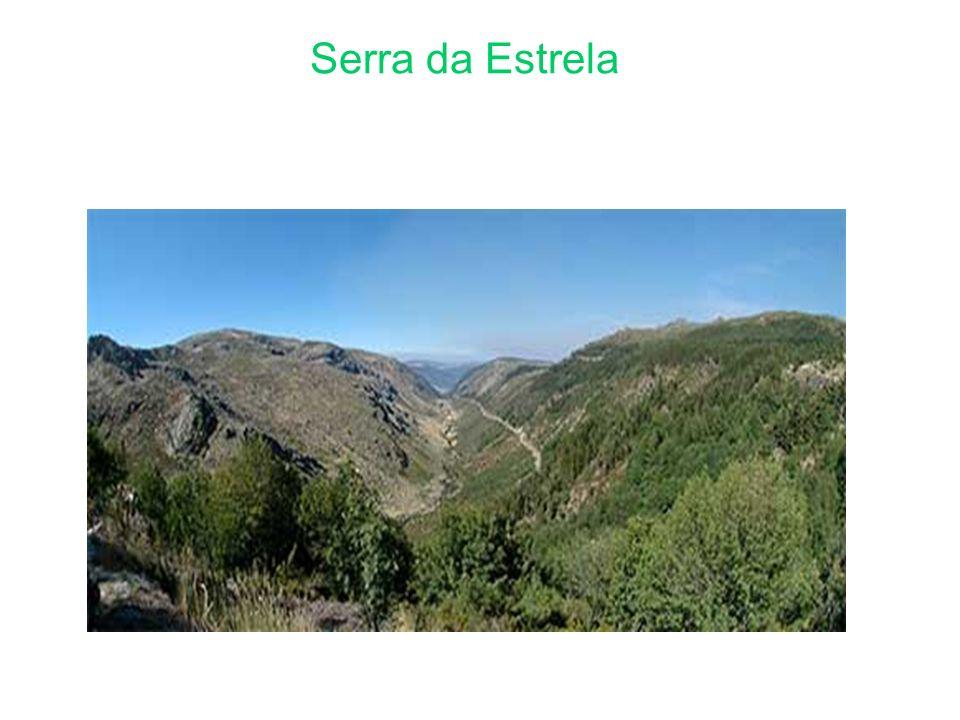 Serra da Estrela Parque da Serra da Estrela