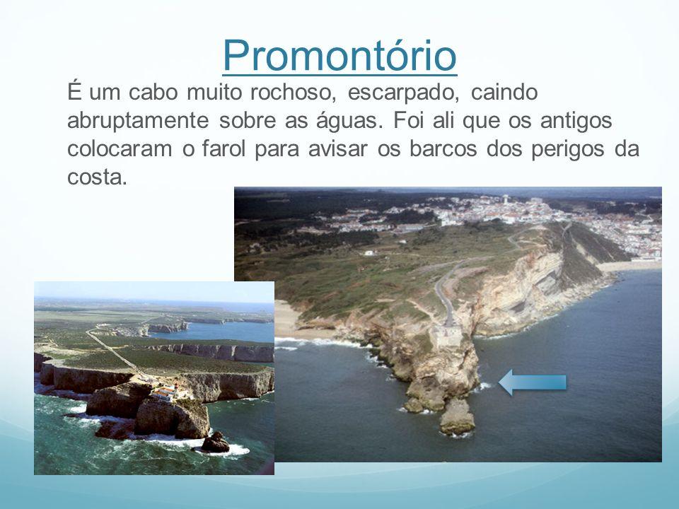 Promontório