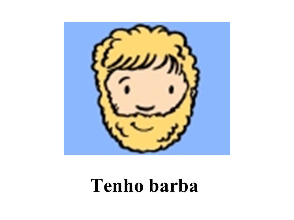 Tenho barba