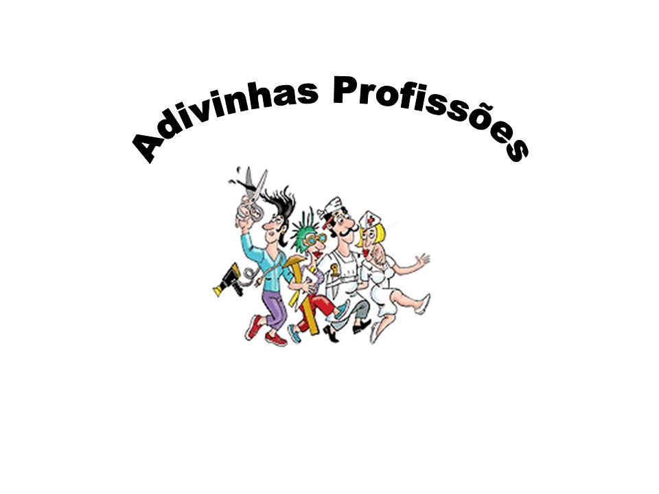 Adivinhas Profissões