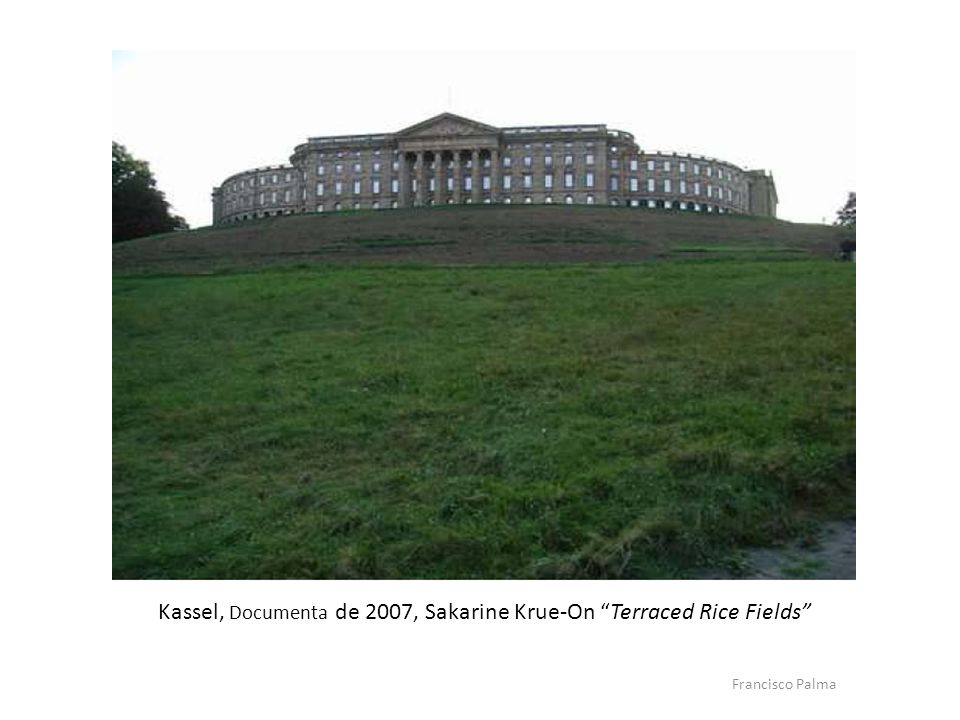 Kassel, Documenta de 2007, Sakarine Krue-On Terraced Rice Fields