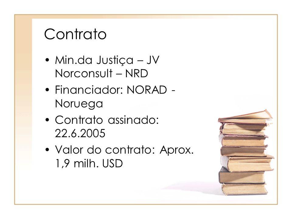 Contrato Min.da Justiça – JV Norconsult – NRD