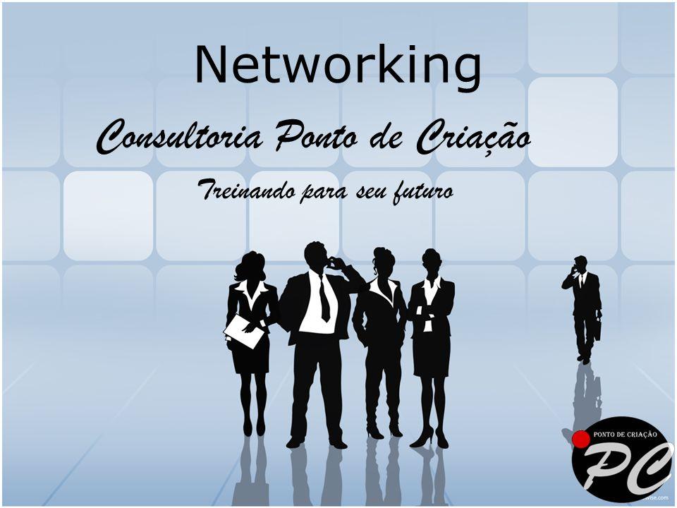 Networking Consultoria Ponto de Criação Treinando para seu futuro