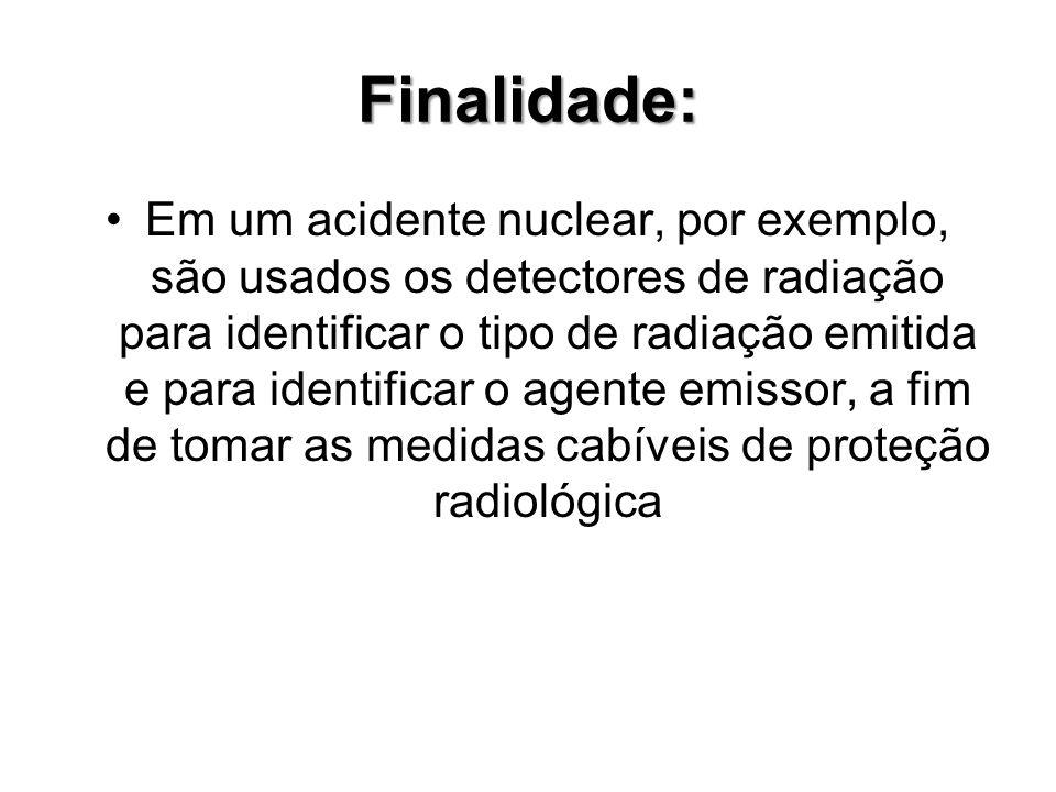 Finalidade:
